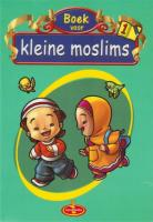 Kleine moslims 1  Full Color