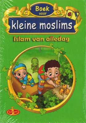 Kleine moslims 6 Full color