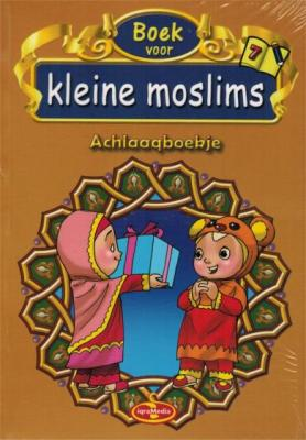 Kleine moslims 7 Full color